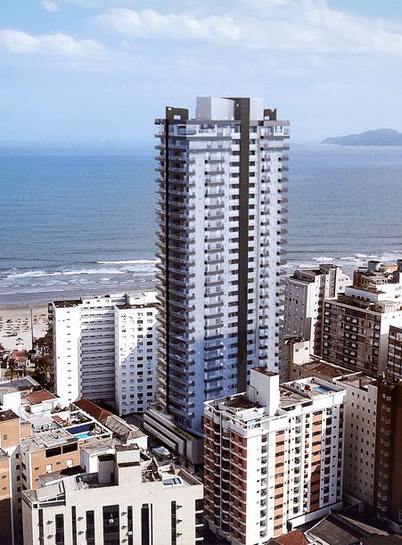 Lançamento de apartamento em Santos